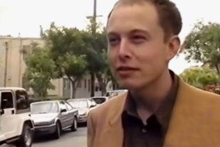 Watch a Young Elon Musk Anxiously Wait for the Delivery of His McLaren F1