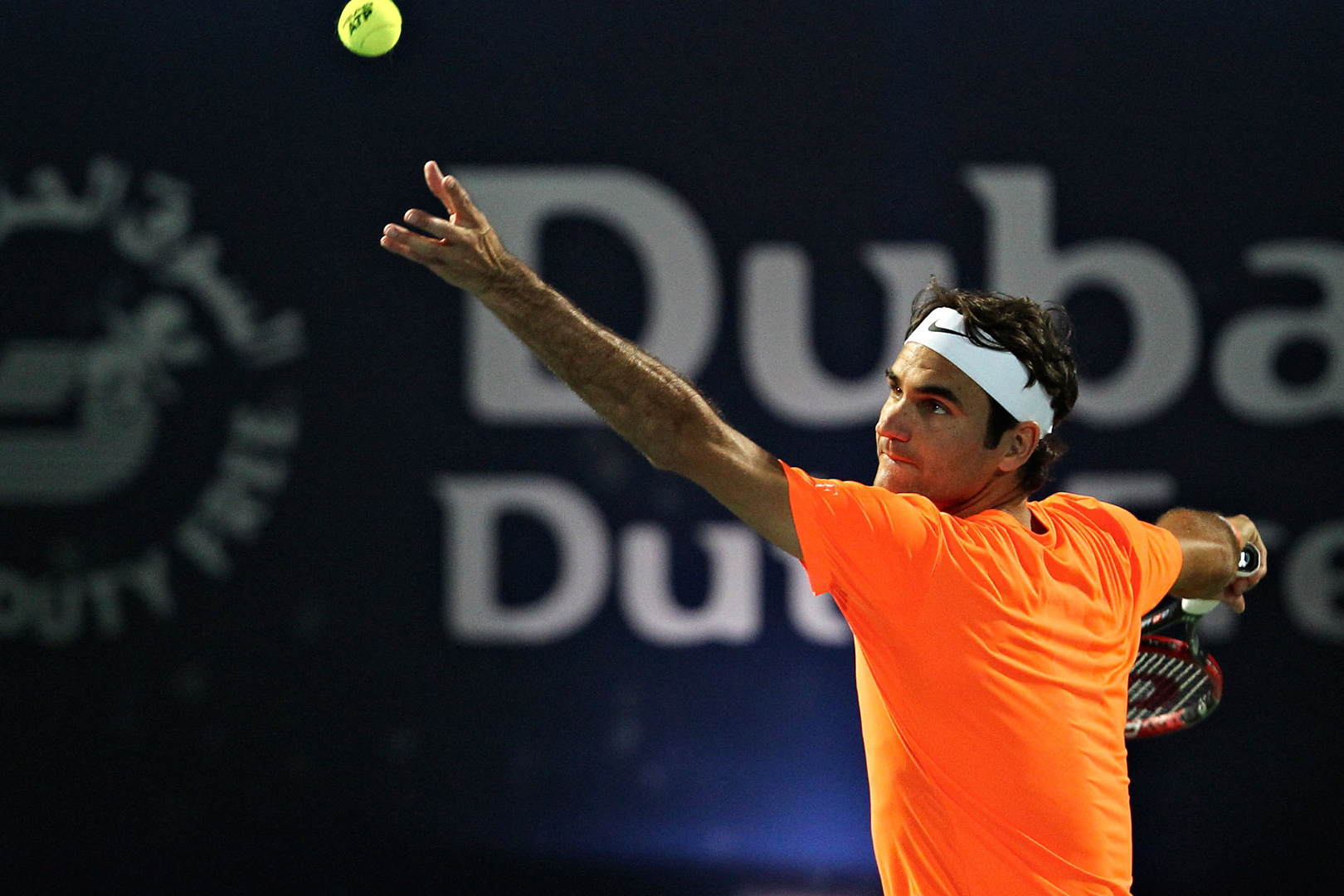Watch Roger Federer Serve Up His 9,000th Ace