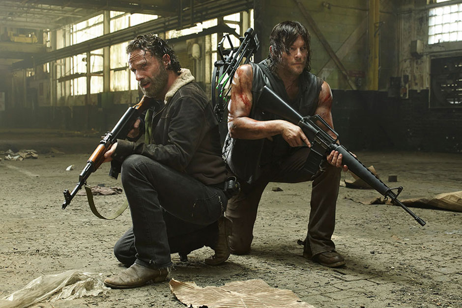 Watch the First 2 Minutes of The Walking Dead's New Midseason Premiere