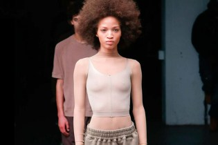 What It Was like to Walk in the Kanye West for adidas Originals Fashion Show