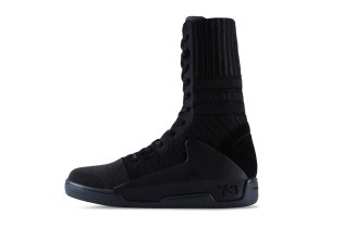 Y-3 2015 Fall/Winter Hayworth Guard