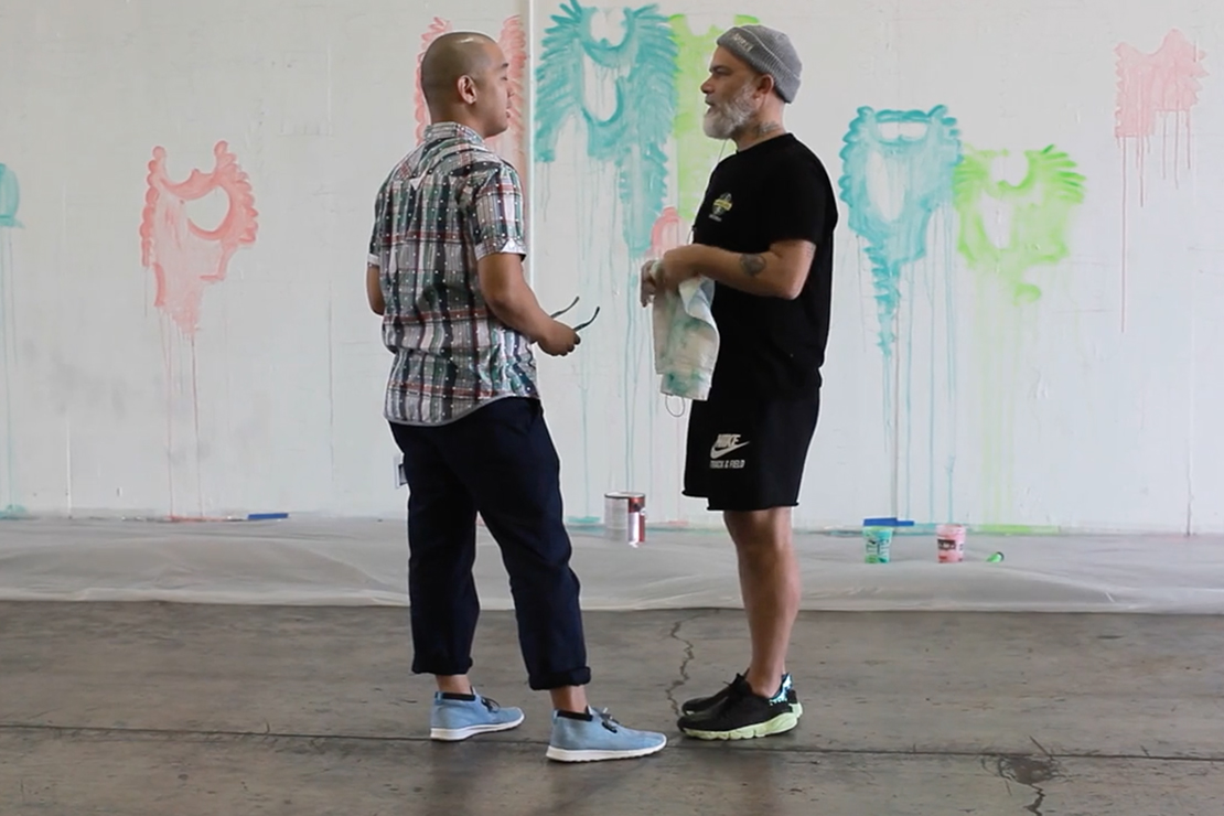 1-2-1 with jeffstaple Featuring Kevin Lyons