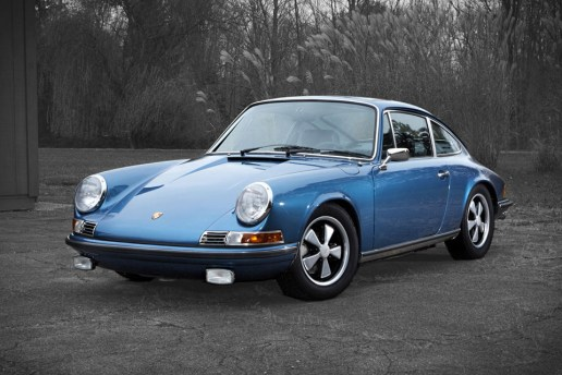 1970 Porsche 911 S Hits eBay for $180,000 USD
