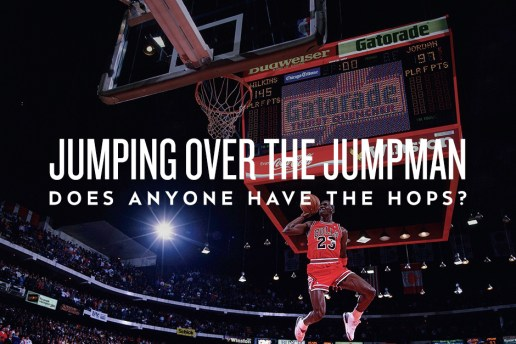 Jumping Over the Jumpman: Does Anyone Have the Hops?