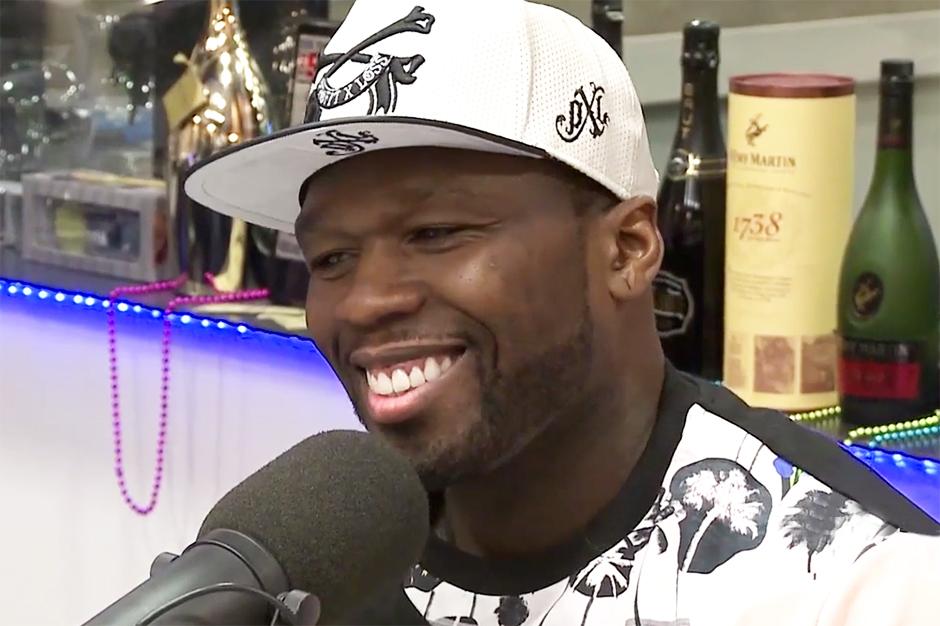 "50 Cent Will Bet $1.6 Million USD That Mayweather Will ""Smoke"" Pacquiao"