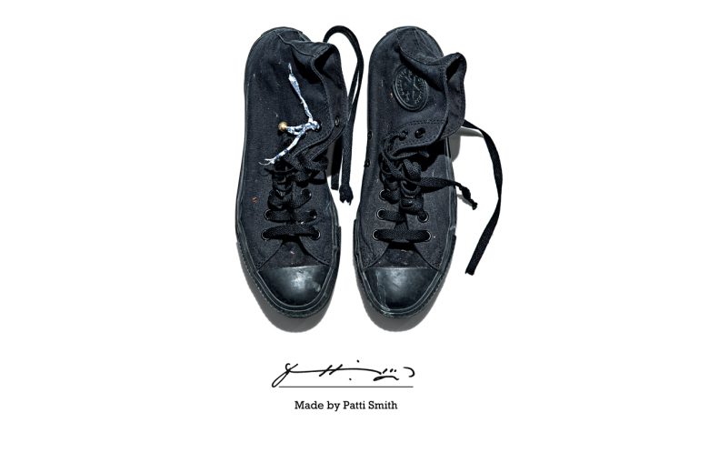 """Converse Launches the """"Made By You"""" Campaign featuring Warhol, Futura, Ron English and More"""