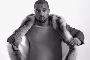 A Behind-the-Scenes Look at Kanye West's 'GQ' Cover Shoot