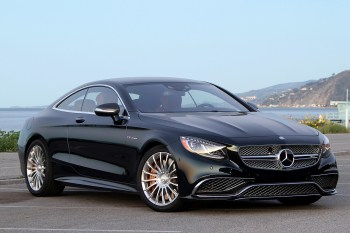 A Closer Look at the 2015 Mercedes-Benz S65 AMG Coupe