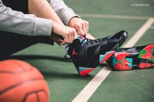 A Closer Look at the Air Jordan 7 Retro 30th Anniversary