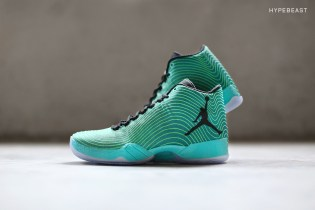 "A Closer Look at the Air Jordan XX9 ""Light Green Spark"""