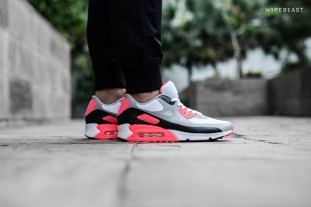 """A Closer Look at the Nike Air Max 90 V SP """"Patch"""""""
