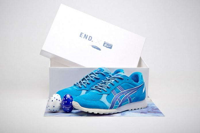 "A Closer Look at the END. X Onitsuka Tiger Colorado 85 ""Bluebird"""