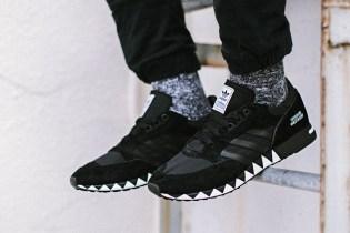 A Closer Look at the NEIGHBORHOOD x adidas Originals Boston Super OG