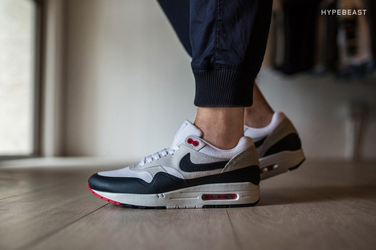 """A Closer Look at the Nike Air Max 1 V SP """"Patch"""""""