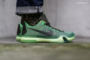 """A Closer Look at the Nike Kobe X """"Vino"""""""