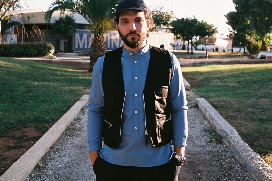 "A Kind of Guise 2015 Spring/Summer ""Taverna Kalispera"" Lookbook"