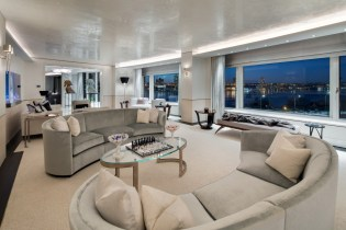 A Look inside the $48.5 Million USD Triplex in the Heritage at Trump Place
