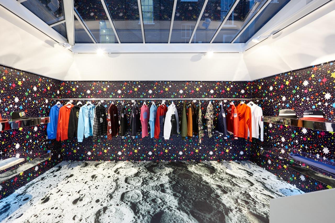 A Look Inside the Billionaire Boys Club/ICECREAM European Flagship Store