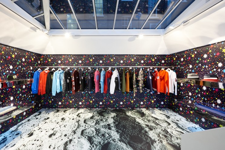 A Look Inside the Billionaire Boys Club/ICECREAM European Flagship Store