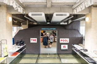 "A Look Inside the POOL aoyama ""ONCE IN A LIFETIME"" Concept Pop-Up Store"