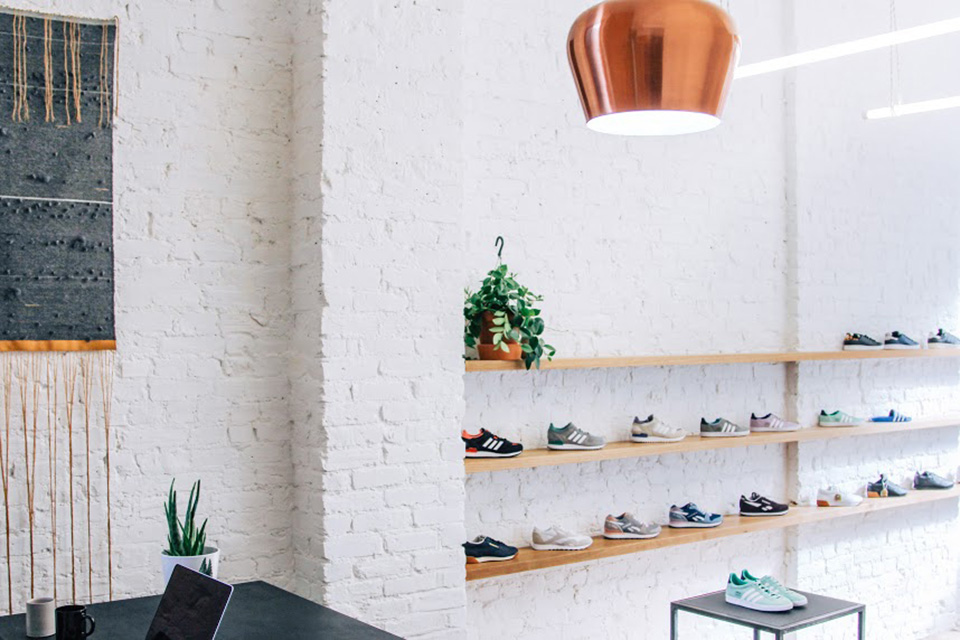 Look inside the women s only sneaker store pam pam hypebeast