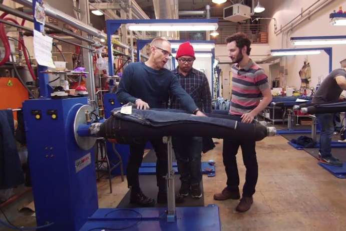 A Look Into How Levi Strauss & Co. Keeps Improving Jeans