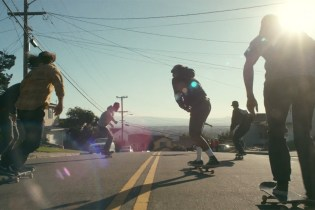 "A Moving Short Skate Film Titled ""Alive In Oakland"""
