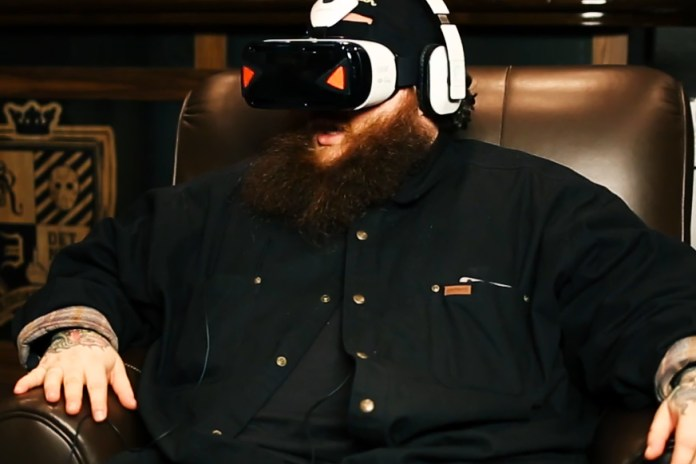 A$AP Ferg, Action Bronson, The-Dream, Fetty Wap and Jean Grae Watch Virtual Reality Porn