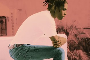 A$AP Rocky Covers 'Complex' Magazine's 2015 April/May Issue