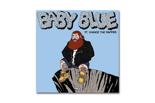 Action Bronson featuring Chance The Rapper - Baby Blue (Produced by Mark Ronson)