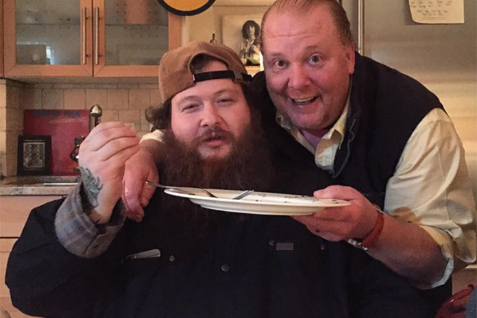 Action Bronson Teams Up With Mario Batali for 'Mr. Wonderful'-Inspired Cuisine