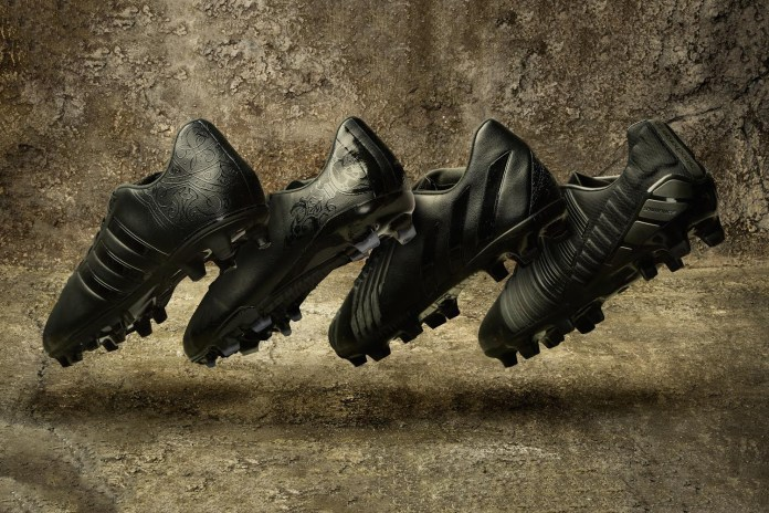 "adidas Soccer 2015 Spring ""Black"" Pack"