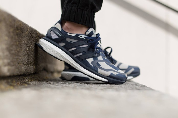 adidas Energy Boost Limited Collegiate Navy/Off White