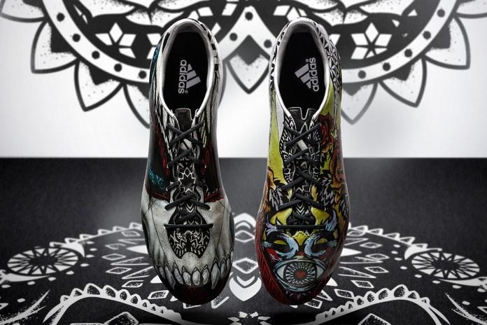 "adidas Unveils the Limited Edition adizero F50 ""Tattoo"""