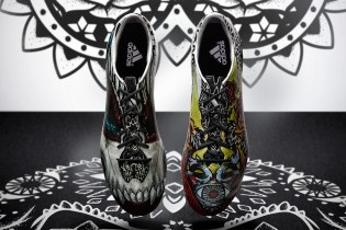"adidas Unveils the Limited Edition adizero F50 ""Tattoo"""