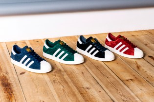 "adidas Originals Superstar ""Suede Classics"" Pack"