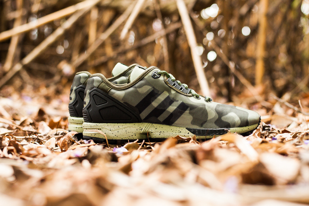 "adidas Originals ZX Flux Decon ""Camo"""