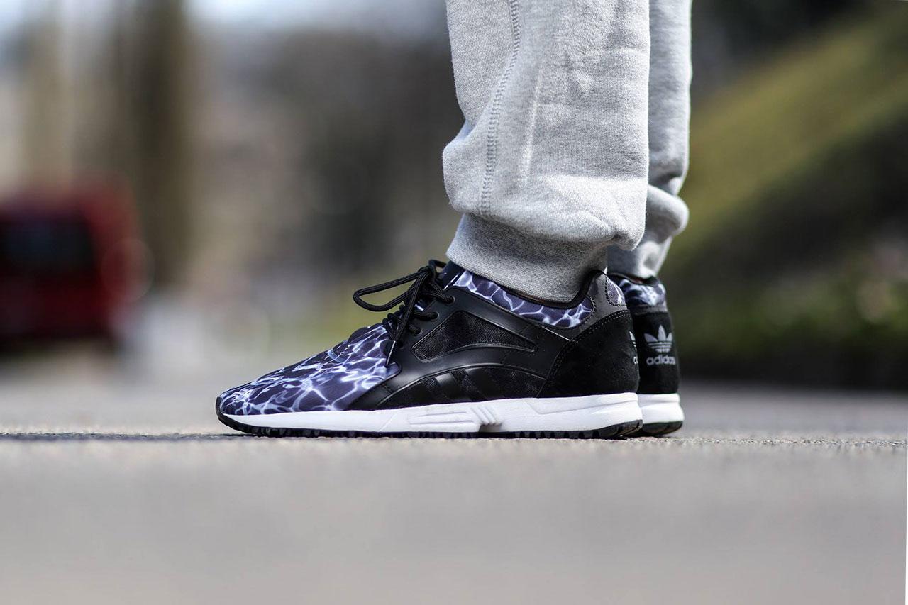 adidas Racer Lite Core Black/Core Black/Footwear White