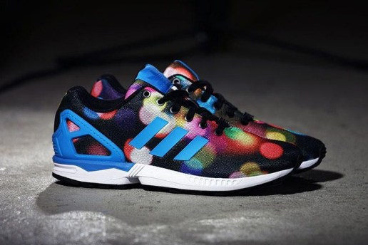 "adidas Originals ZX Flux ""Bright Lights"""