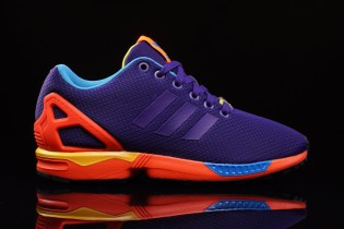 "adidas Originals ZX Flux ""Neon"" Pack"