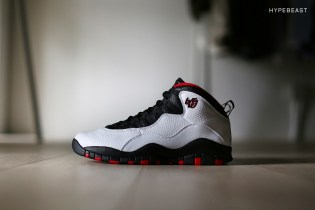 "Air Jordan 10 Retro 30th Anniversary ""Double Nickel"""