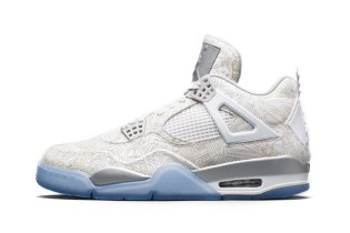 "Air Jordan 4 Retro ""Laser"""