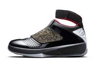 "Air Jordan XX Retro ""Stealth"""