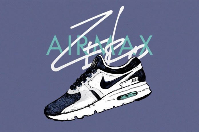 Air Max Rewind by Yué Wu Highlights 33 Different Air Max Models