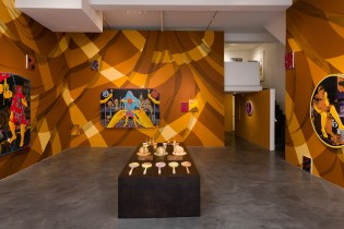 "Amir H. Fallah ""From The Primitive To The Present"" Exhibition @ Charlie James Gallery"