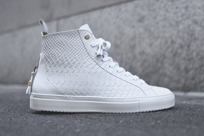Android Homme 2015 Spring/Summer KITH Exclusives