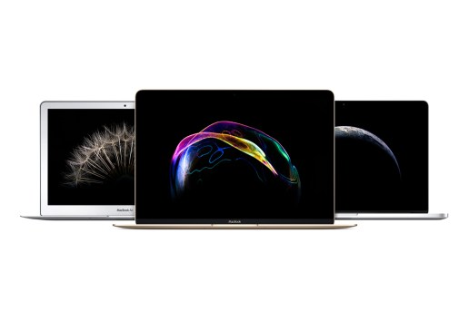 Apple Unveils Next-Generation MacBook & MacBook Pro