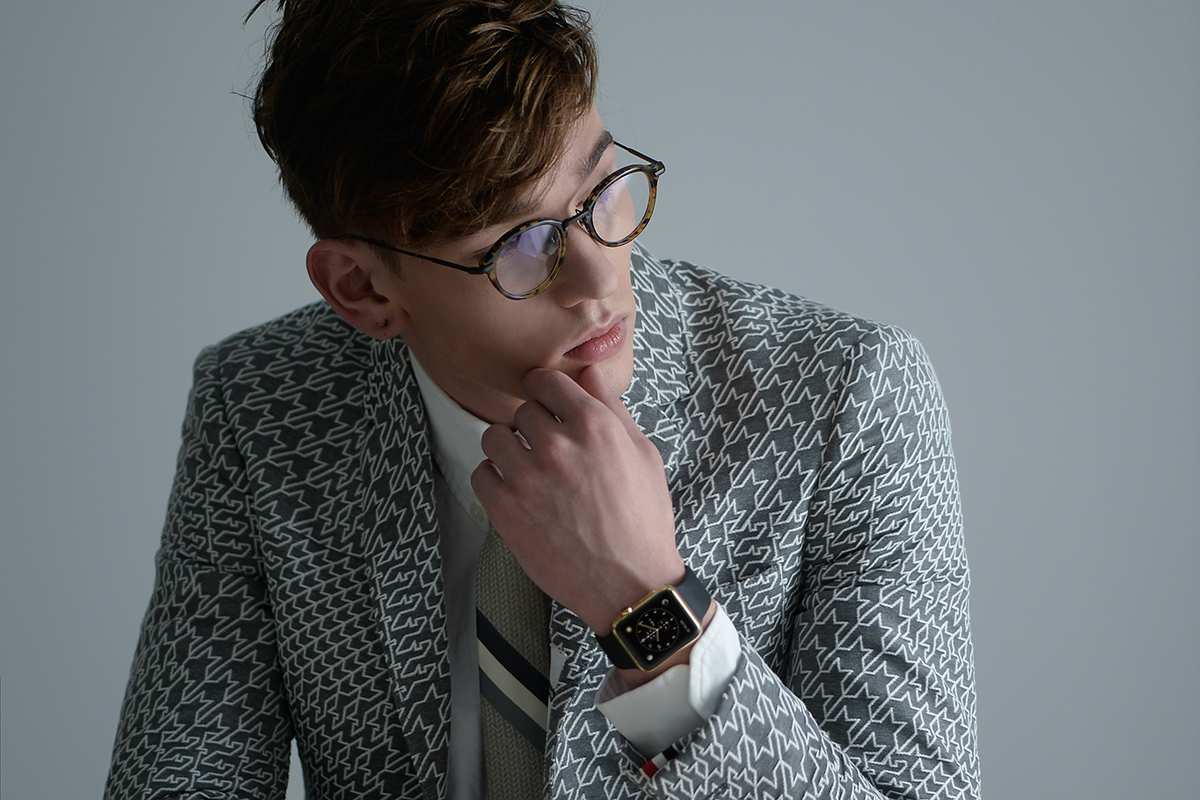 Apple Watch Styling Editorial by EAST TOUCH Magazine