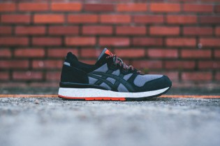 "ASICS GEL Epirus ""Black/Orange"""