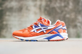 ASICS GEL Kayano Trainer Orange/Purple
